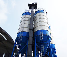 Detachable Bolted Cement Silo