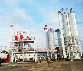 Tile Adhesive Plant Manufacturer