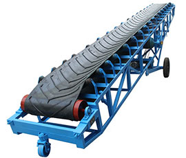 B500 Mobile Belt Conveyor