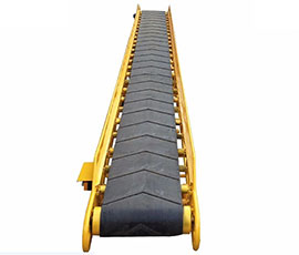B1000 Rubber Belt Conveyor