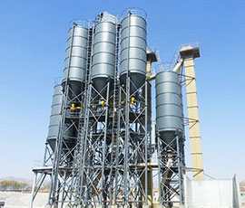 30 T/H Automatic Dry Mixing Mortar Plant